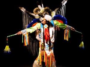 В Тирасполе выступил американский ансамбль Native Pride Dancers. Фото - Новости Приднестровья / novostipmr.com