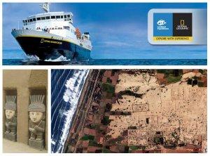 В маршруты морских круизов Линдблада включены остановки у древних перуанских достопримечательностей