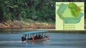 Захваченные перуанскими индейцами туристы были отпущены
