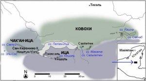 Анализ обсидиановых наконечников пролил свет на использование лука и стрел индейцами майя в регионе озера Петен-Ица