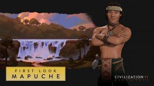 Мапуче в легендарной стратегии Sid Meier's Civilization VI