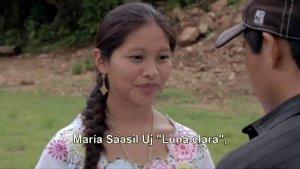 Первый телесериал на языке индейцев майя вышел на экраны в Мексике. Кадр из сериала