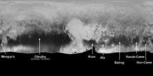 Приживутся ли майяские боги смерти на Плутоне?