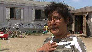 Многодетная семья Мелинды МакАйвор из Сэнди-Бей осталась без обещанного дома