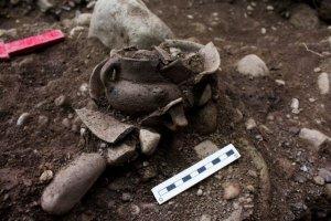 В Сантьяго (Чили) найдено древнее захоронение доколумбовой эпохи