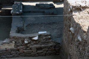 В Мехико раскопали дом знатных ацтеков. Фото: Meliton Tapia, INAH