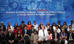 В Чили создаётся новое министерство – Министерство коренных народов. Фото: EFE