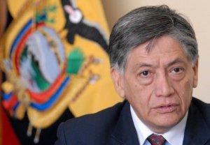 Эквадорский посол в Мадриде Мигель Калаоррано Камино