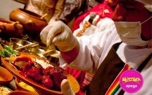 В Перу проходит кулинарный фестиваль национальных блюд Мистура