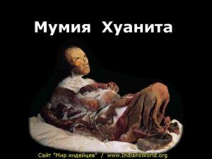 Учёные планируют провести анализ ДНК перуанской мумии Хуаниты