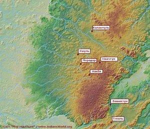 Определена столица загадочного царства майя Сууц' – ею было городище Наачтун