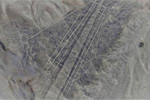 В перуанской пустыне найдено большое количество новых геоглифов. Фото:  LUIS JAIME CASTILLO, PALPA NASCA PROJECT