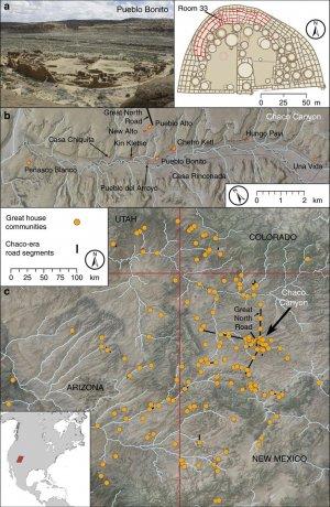 Исследование: элитный статус в каньоне Чако передавался по материнской линии