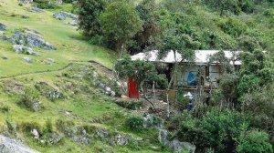 Министерство культуры Перу: В 40 метрах от Куэлапа построен дом, изменивший культурный ландшафт