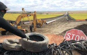 Федеральный суд в Вашингтоне поставил под сомнение экологическую экспертизу нефтепровода Dakota Access. Архивное фото