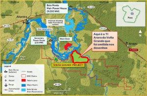 Золотодобывающий проект Волта Гранде в Бразилии под угрозой заморозки