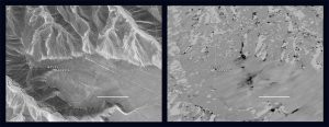 НАСА опубликовало снимки линий Наска