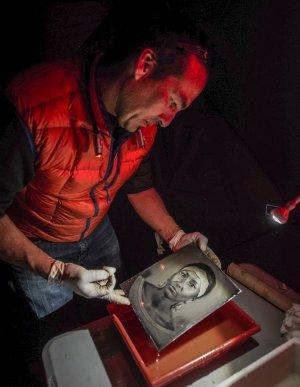14 и 18 июля в Екатеринбурге индеец навахо расскажет о своих фотоработах. Фото: Roberto E. Rosales/Albuquerque Journal/abqjournal.com