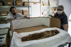Сканирование приоткрывает тайны древнейших мумий на Земле – мумий Чинчорро