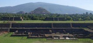 Кто построил великий город Теотиуакан? Фото: www.drinkthewater.org