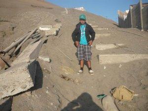 В Чили школьники случайно обнаружили мумию возрастом в 7 тысяч лет. Фото - biobiochile.cl