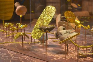 Выставка «Под земной поверхностью: жизнь, смерть и золото древней Панамы» проходит в Филадельфии
