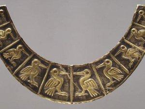 Древний предмет из Перу. Метрополитен-музей, Нью-Йорк