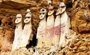 Генетики решили пролить свет на историю взаимоотношений инков и чачапойцев