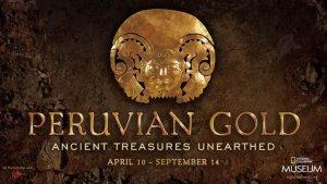 В Вашингтоне проходит выставка «Перуанское золото: древние раскопанные сокровища»
