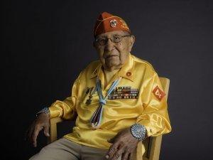 В Нью-Мексико в возрасте 94 лет скончался Дэвид Э. Паттерсон - один из последних шифровальщиков-навахо. Фото: Navajo Nation Office of the President and Vice President