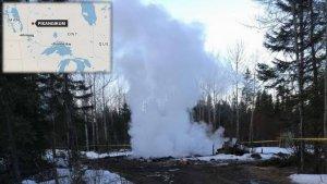 Трагедия в резервации Пайкангикум: 9 человек погибли в огне. Фото: CBC.ca