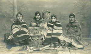 В Кунсткамере 1 марта расскажут о связях и браках тлинкитов в период Русской Америки