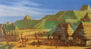 Древний город Кахокию погубило катастрофическое наводнение?