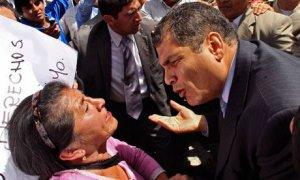 Рафаэль Корреа. Фото - Dolores Ochoa / AP