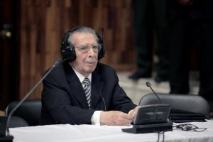 Бывшего диктатора Гватемалы будут судить, но наказывать не будут. Архивное фото: Kenneth F. Wales