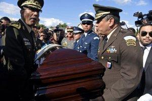 Умер виновный в геноциде индейцев бывший гватемальский диктатор Эфраин Риос Монтт. Фото: AFP