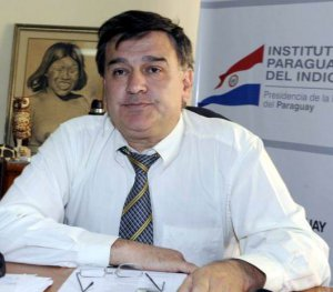 В краже подозревают бывшего директора Национального института коренных народов Рубена Дарио Кеснеля