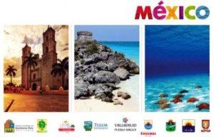 """В Мексике готовят новый туристический маршрут - """"Очарование майя"""""""