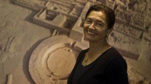 Перуанский археолог Рут Марта Шейди Солис обнаружила Караль в 1994 году. Фото - elcomercio.pe