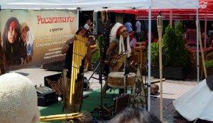 В калининградском зоопарке 27 июля выступит группа «Pucaramanta», поющая на языке кечуа