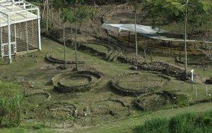 Городище Санта-Ана - Ла-Флорида, культура Майо-Чинчипе – Мараньон. Фото - arqueologia-diplomacia-ecuador.blogspot.ru