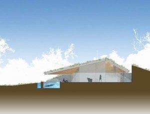 Индейская землянка легла в основу разработки оригинального дома. Изображение - Bercy Chen Studio / bcarc.com
