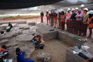 В Чили раскапывают древнее кладбище времён культуры диагита