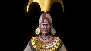 3D-моделирование воссоздало внешность правителя Сипана