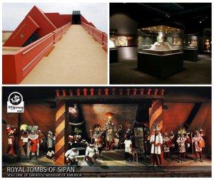 музей Царские гробницы Сипана