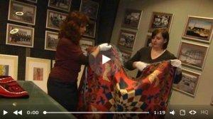Современное искусство индейцев читимака покажут в сургутском краеведческом музее. Фото: кадр видео