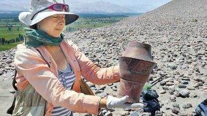 В перуанской долине Тамбо найдено захоронение культуры Тиауанако. Фото - Католический университет Санта-Марии в Арекипе