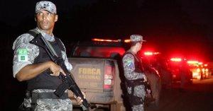 150 бразильских индейцев теньярим вернулись домой с военной базы