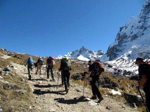 Путешествие к Мачу-Пикчу по Дороге инков. Фото: Келли Райан / mountainguides.com