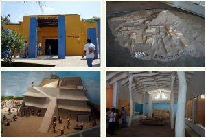 Музей археологического комплекса Тукуме (Ламбаеке, Перу). Фото - smallfriesbigtravels.travellerspoint.com